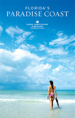 Naples, Marco Island and the Everglades Official Visitor's Guide Cover