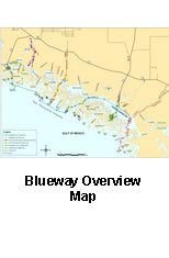 blueway trail map
