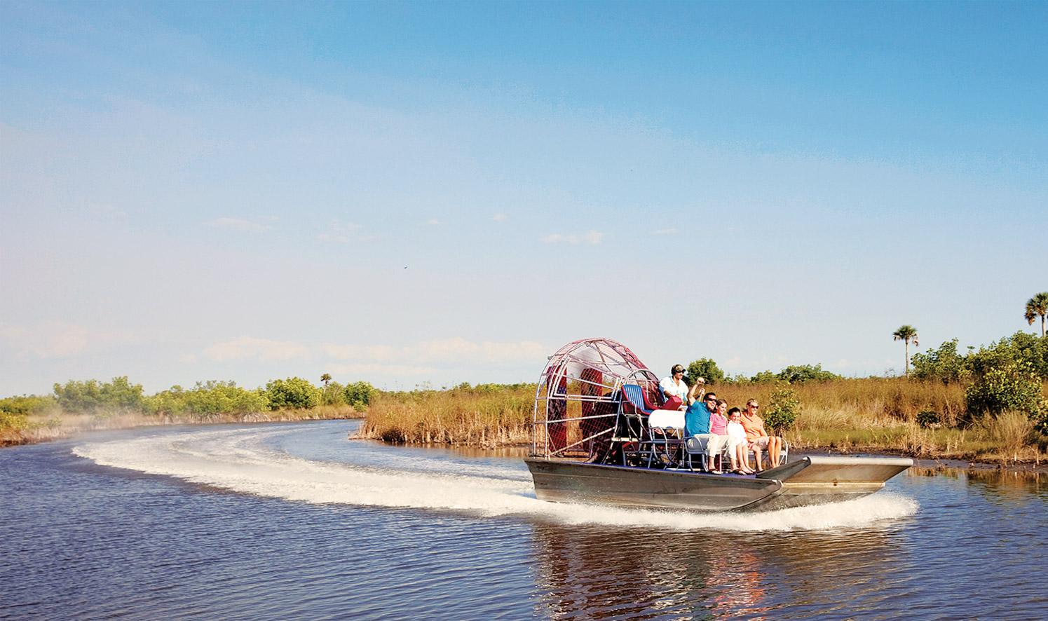 Marco Island Everglades Airboat Tours
