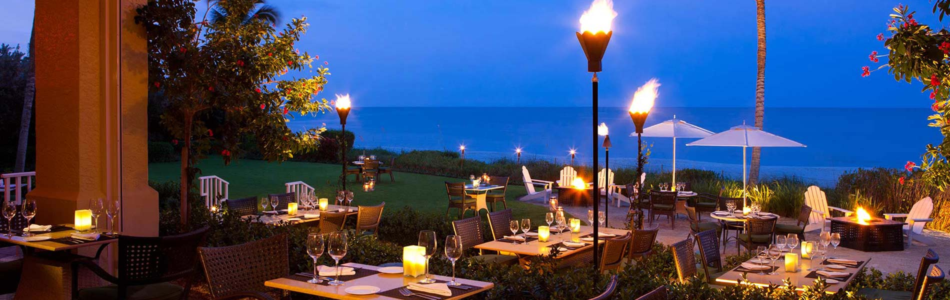 Baleen Restaurant Naples Marco Island Amp Everglades