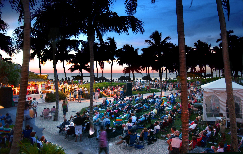 Summerjazz On The Gulf At Naples Beach Hotel Marco Island Everglades