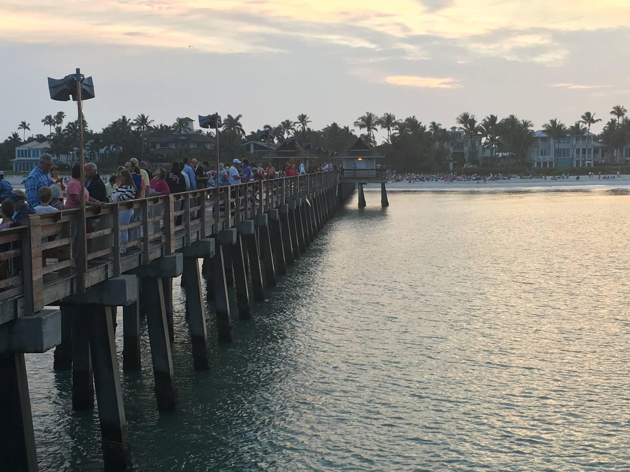 Marco Island Sunrise Service