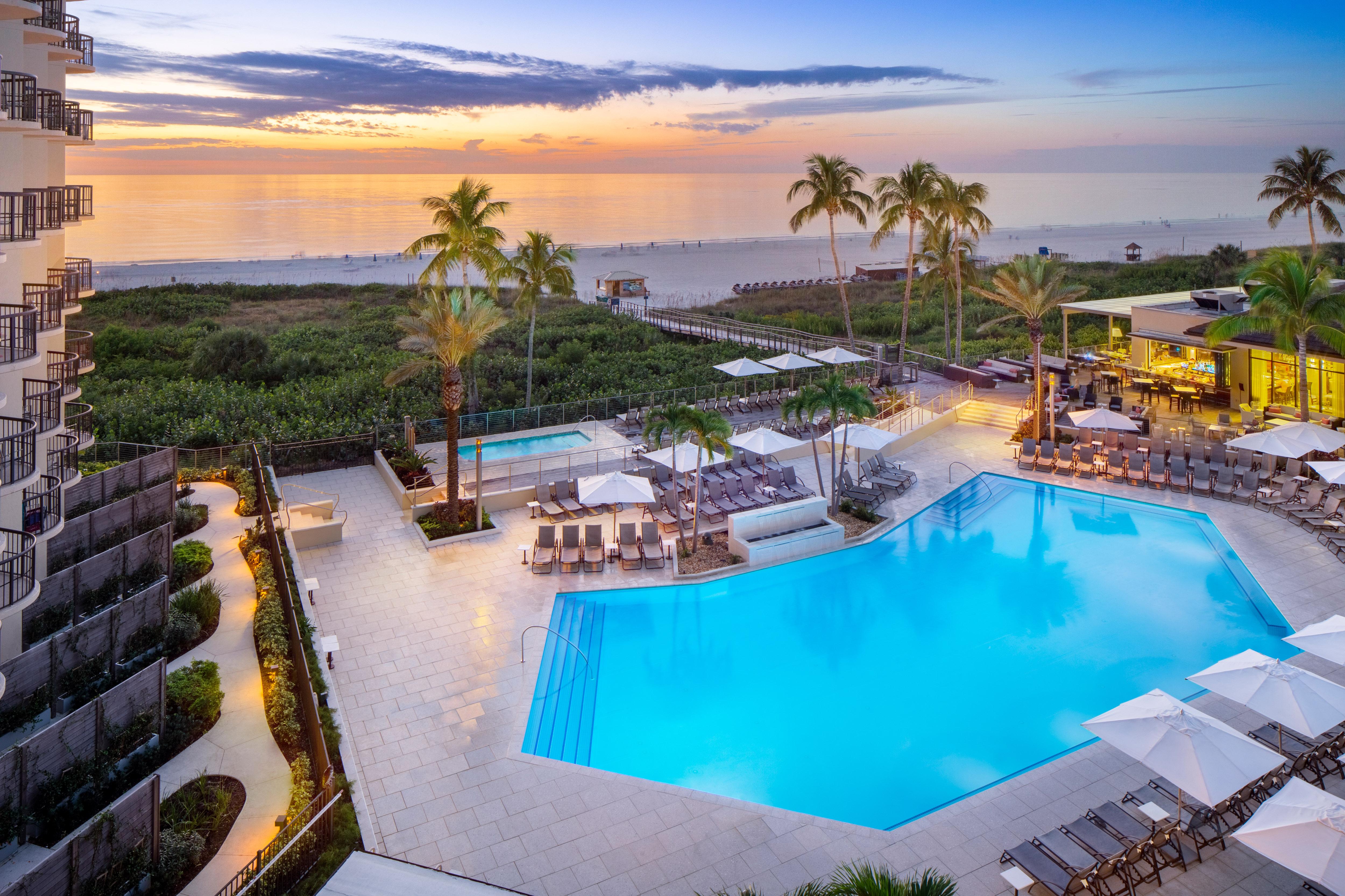 Hilton Marco Island Beach Resort & Spa | Naples, Marco ...