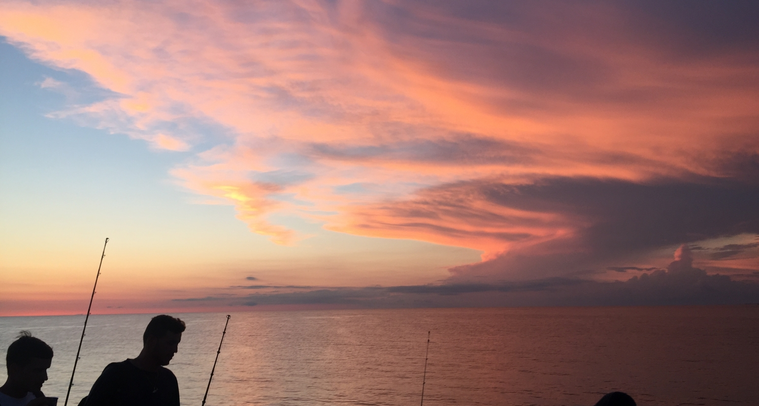 In Search of The Green Flash | Naples, Marco Island & Everglades