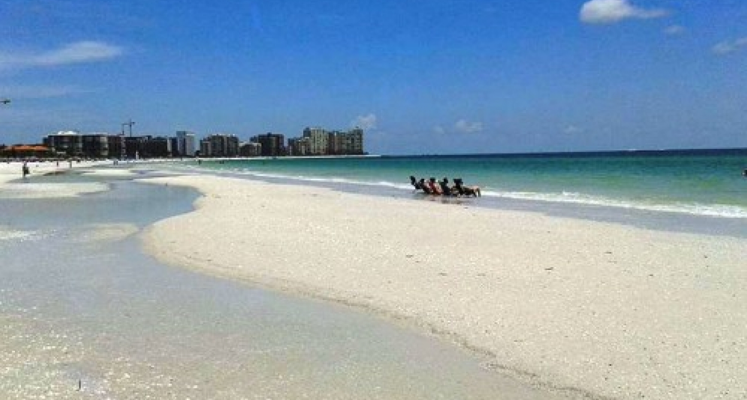 Scenes from Marco Island beaches