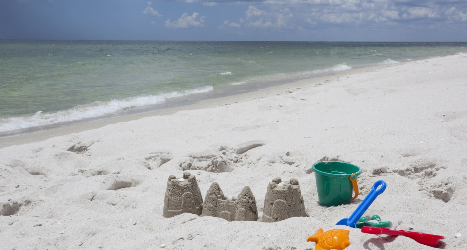 Grab beach chairs & beach toys from our front desk to complete your beach day!