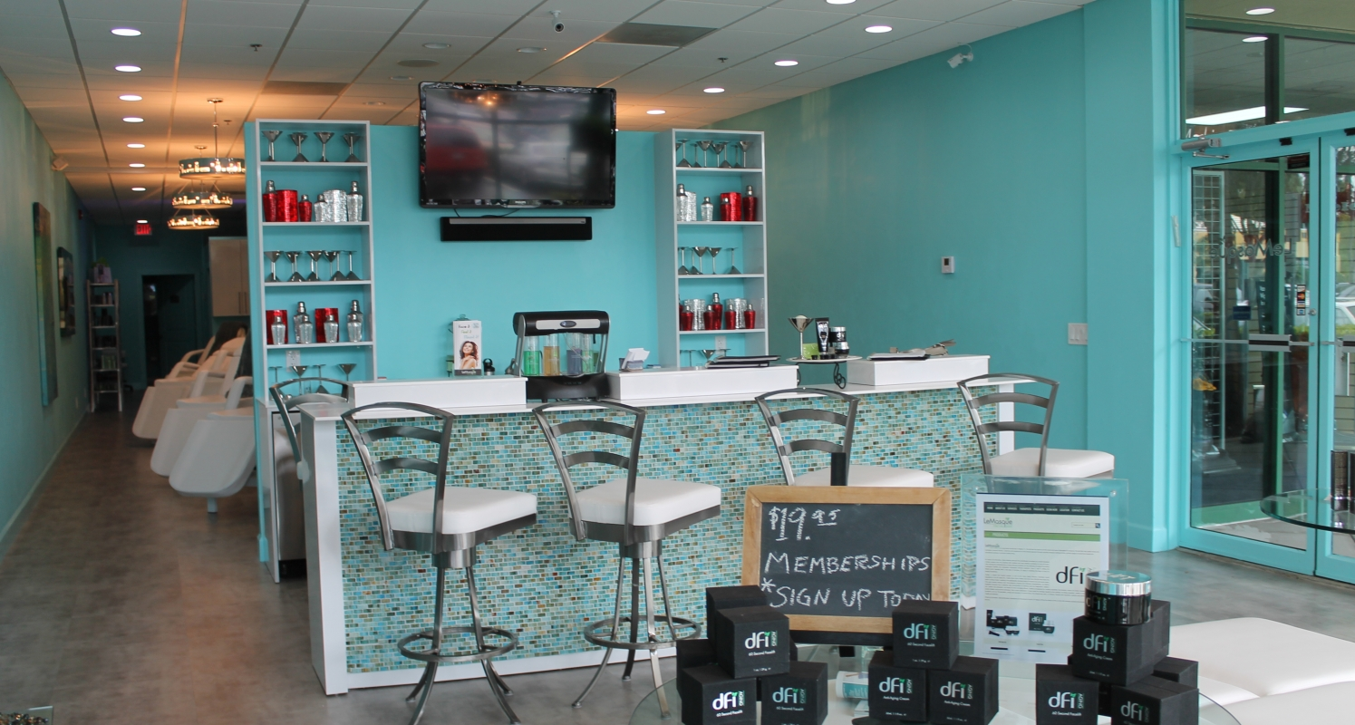 Oxygen Bar and Wellness Drinks - Beauty from the Inside Out!