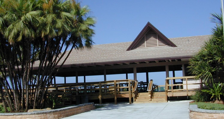 Concession Pavilion