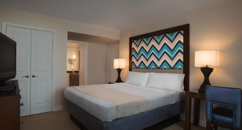 Master Bedroom - Two Bedroom Villa