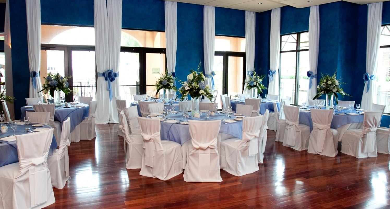 Yacht Club-Wedding