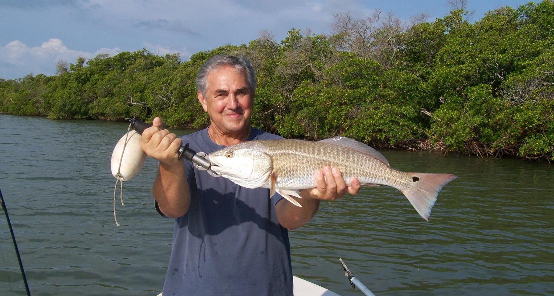 Naples Redfish