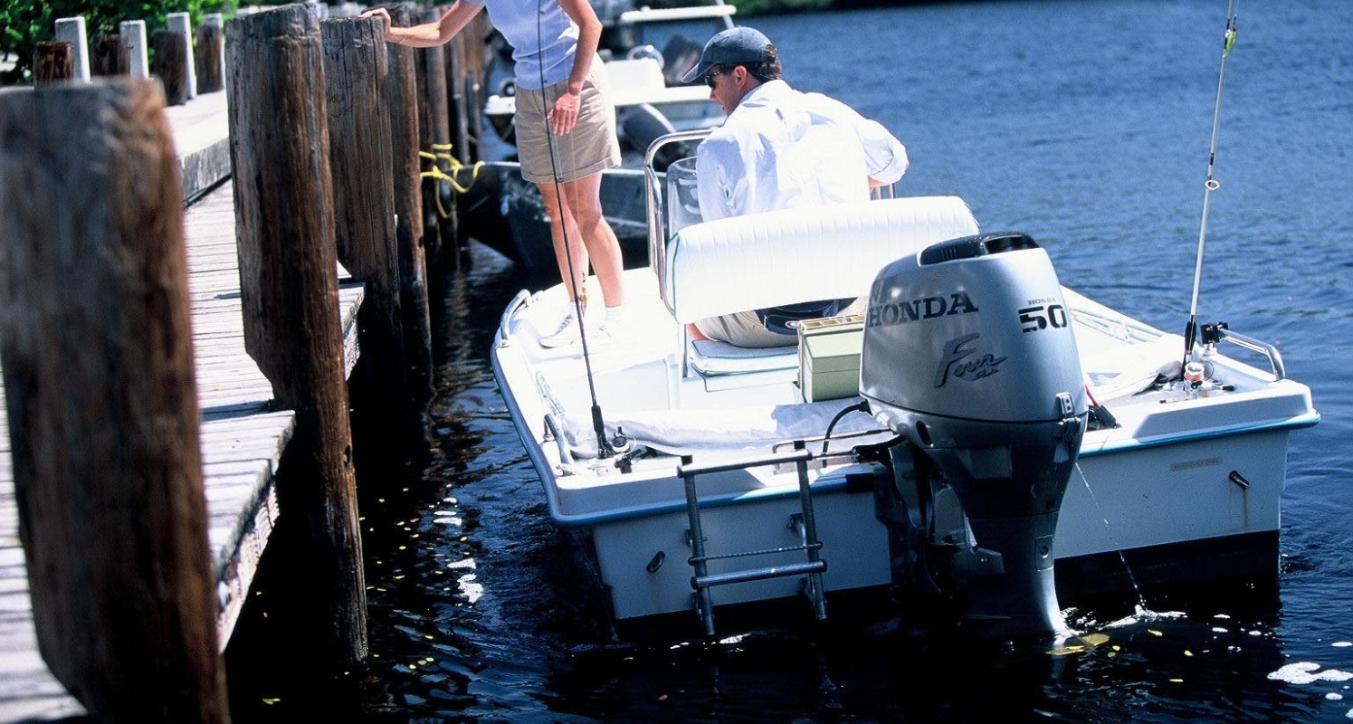 Boating is a favorite pastime for residents and visitors.  Photo by: Naples, Marco Island, Everglades CVB