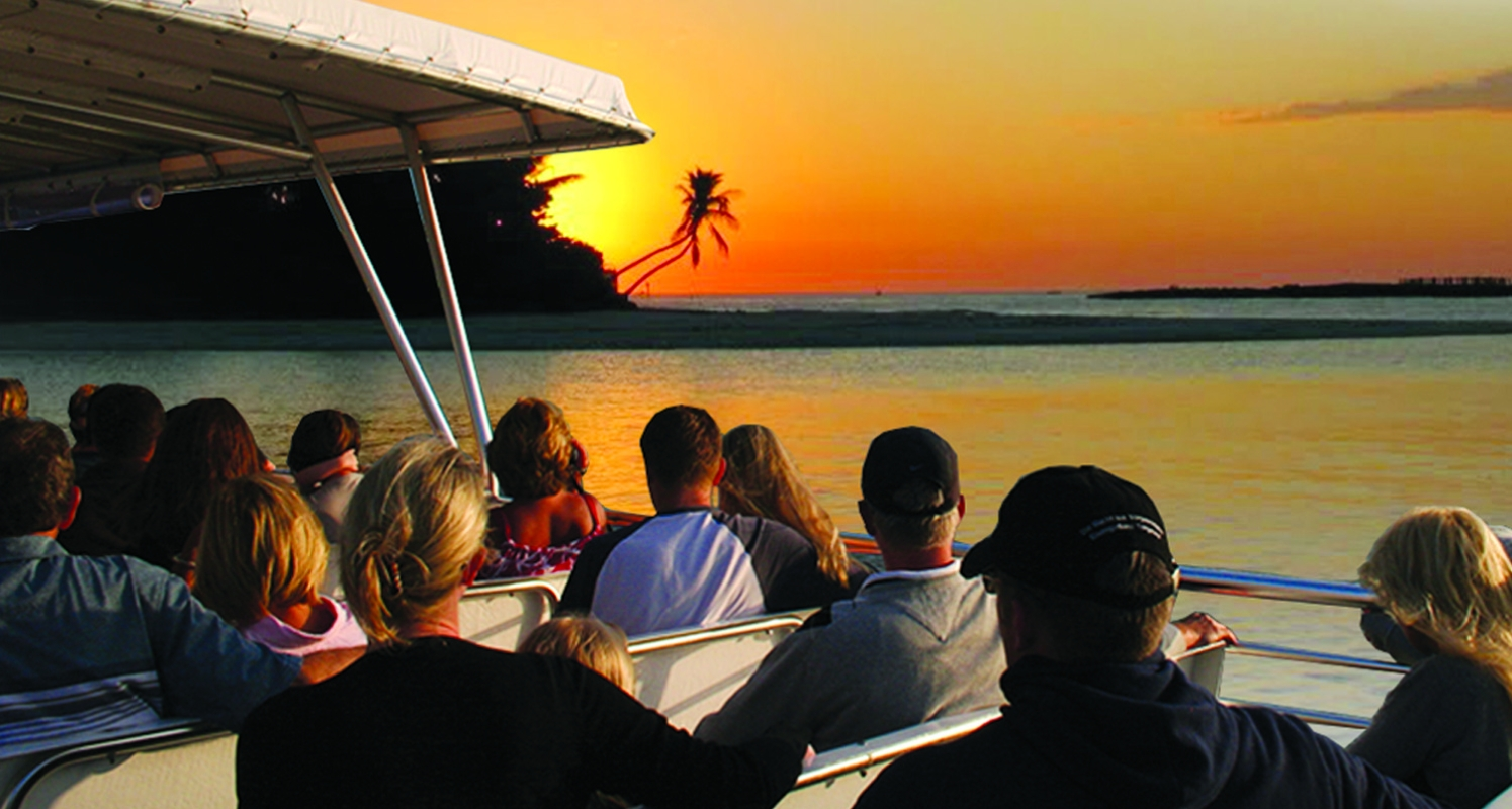 Tranquil Sunset Cruise