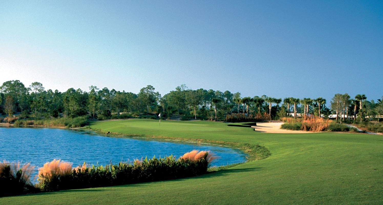 The Championship Tiburon Golf Course at The Ritz-Carlton Golf Resort, Naples