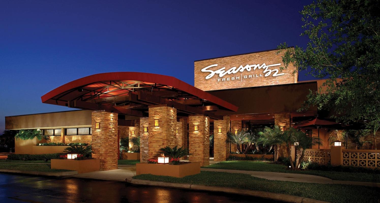 Seasons 52 is located just north of Vanderbilt Beach Rd. next to Mercato.