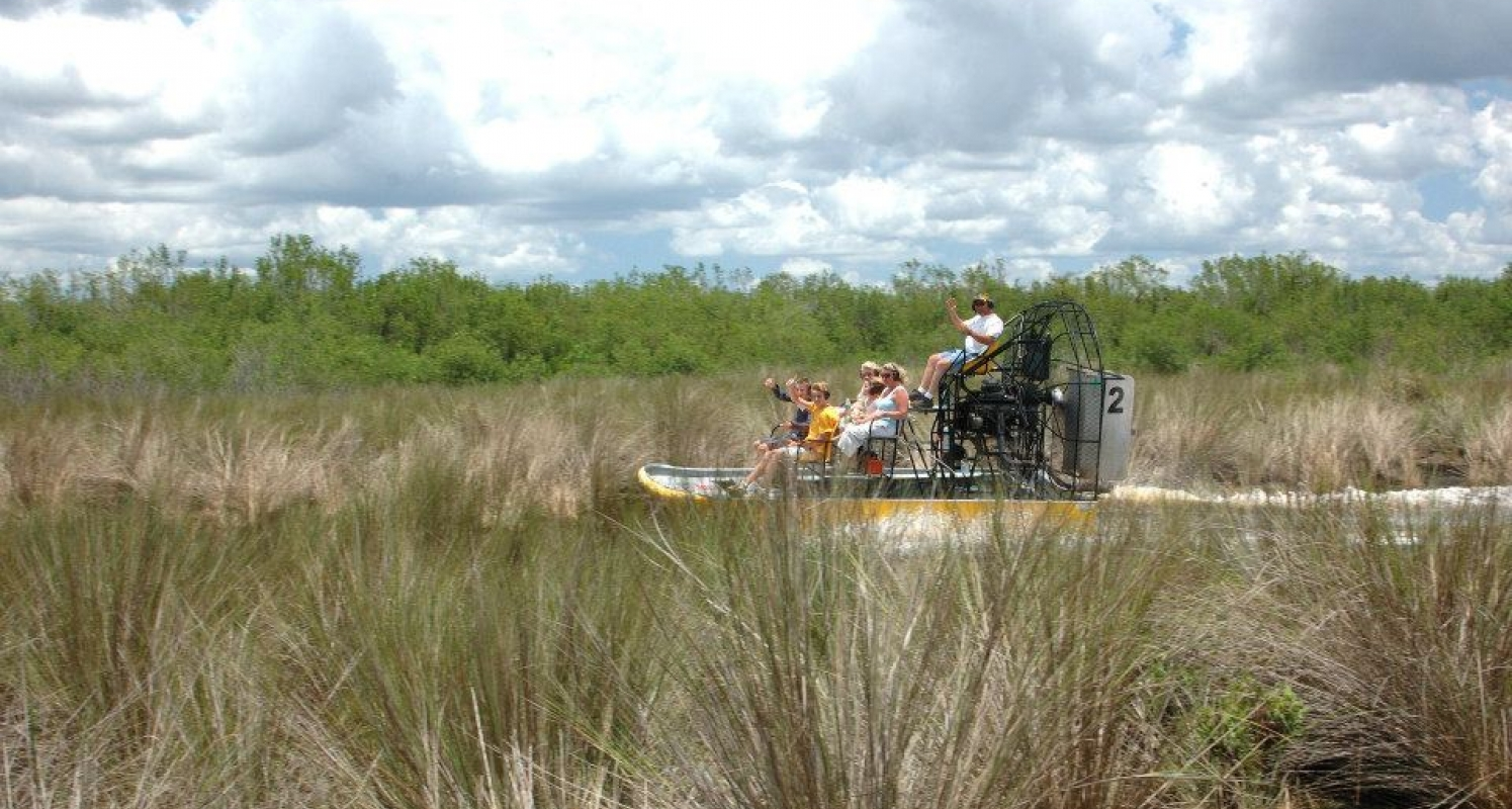 Airboat Tours Marco Island Fl