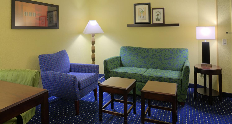 Suite Living Room area