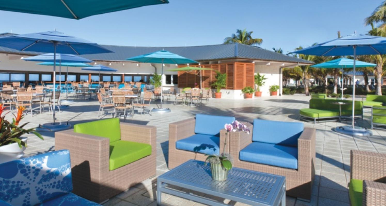 The Sunset Beach Bar & Grill