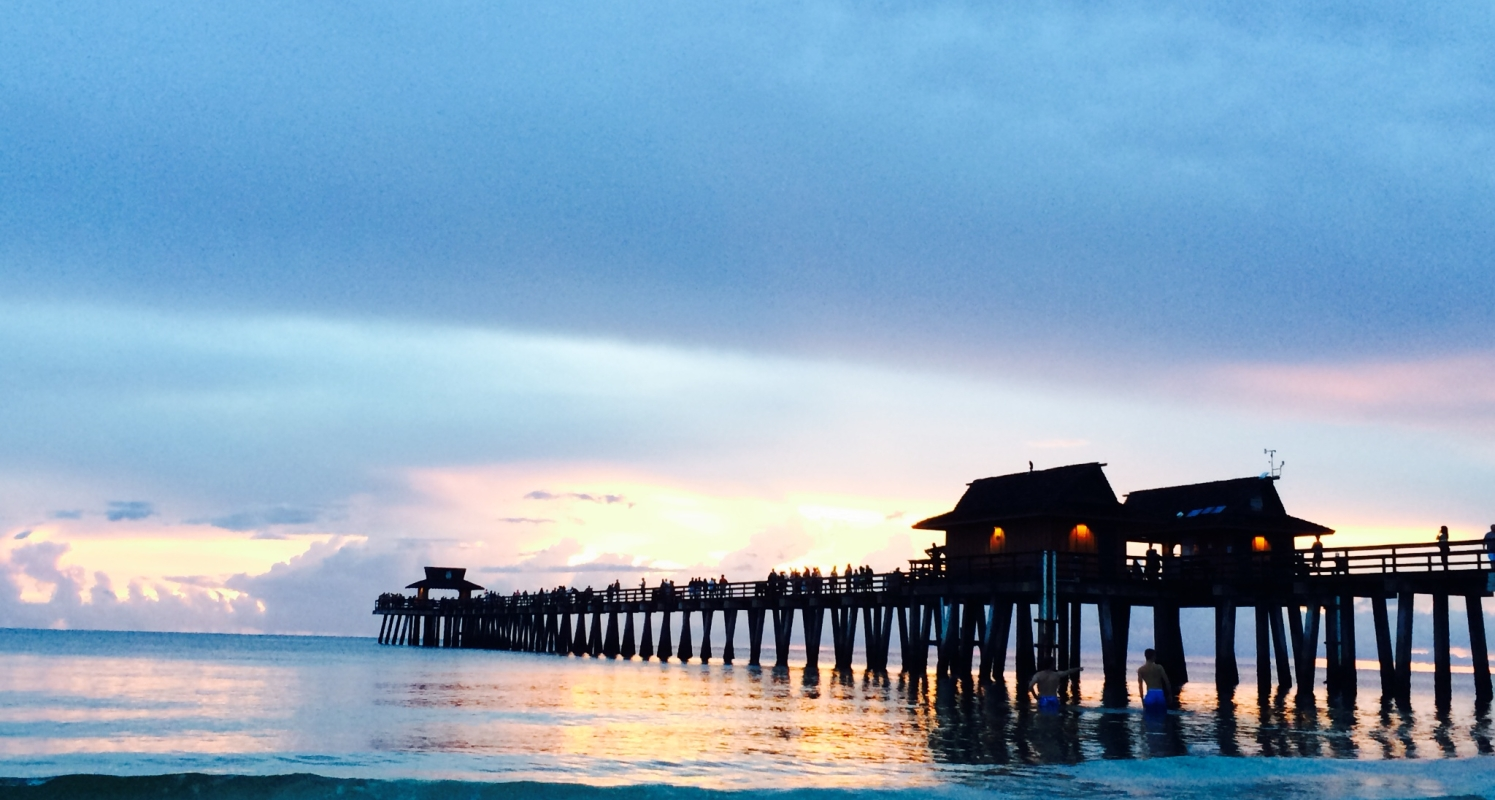 A Short Stroll from the Naples Pier