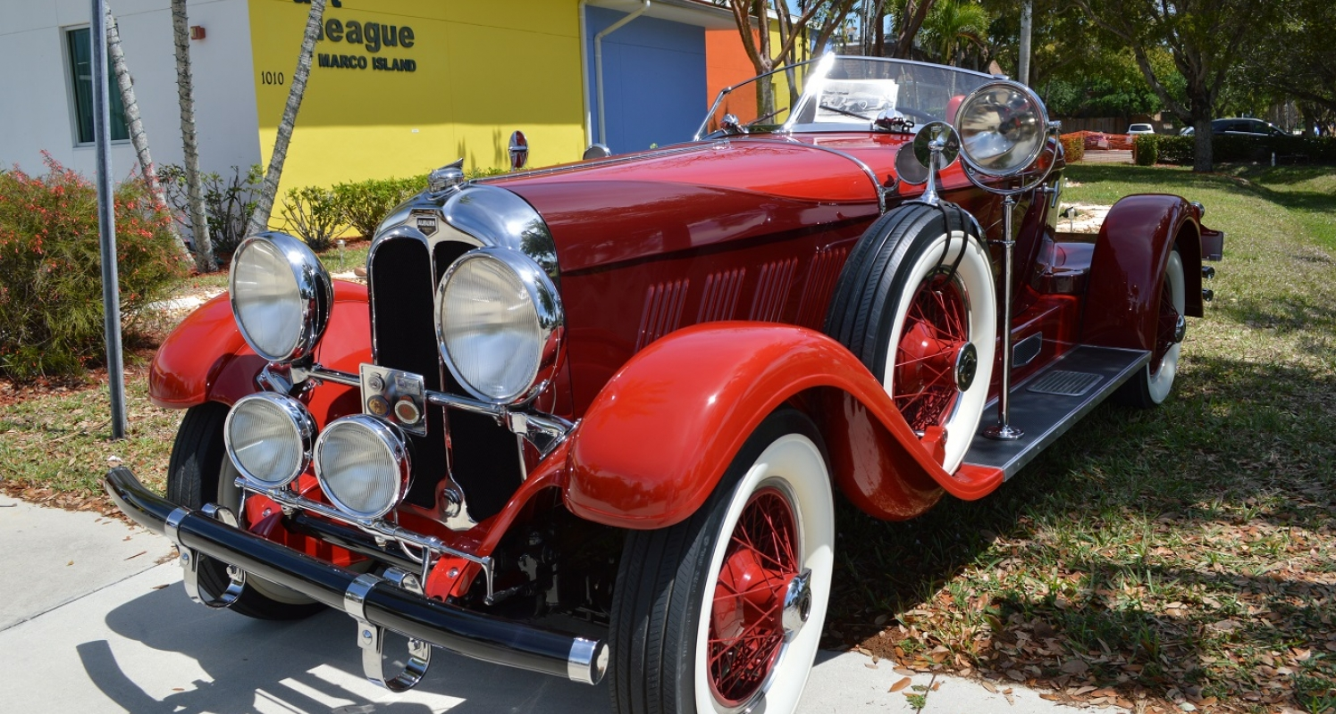 Cars as Art Vintage Car Show | Naples, Marco Island & Everglades
