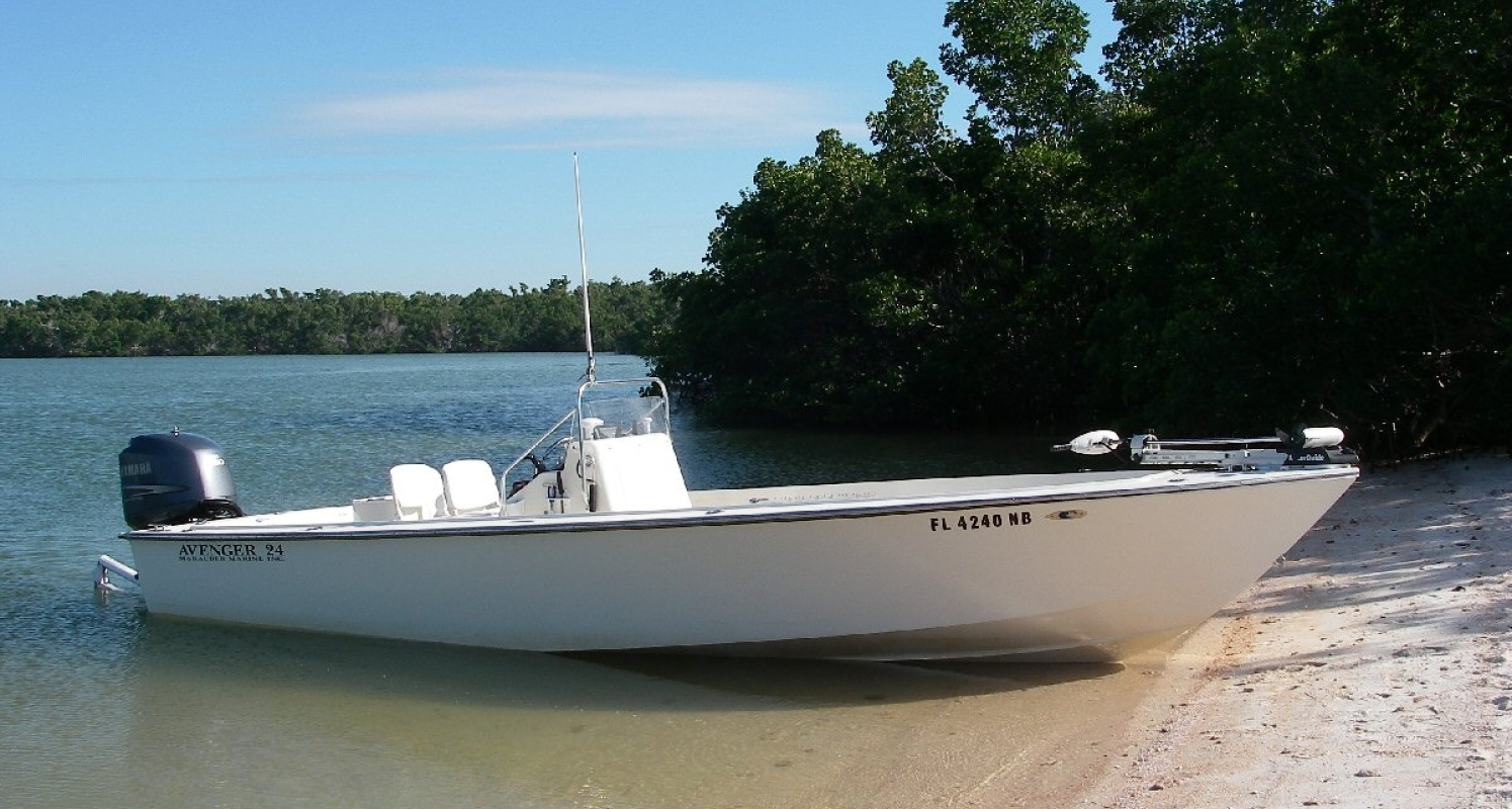 Everglades fishing charters with captain becky campbell for Everglades fishing guide