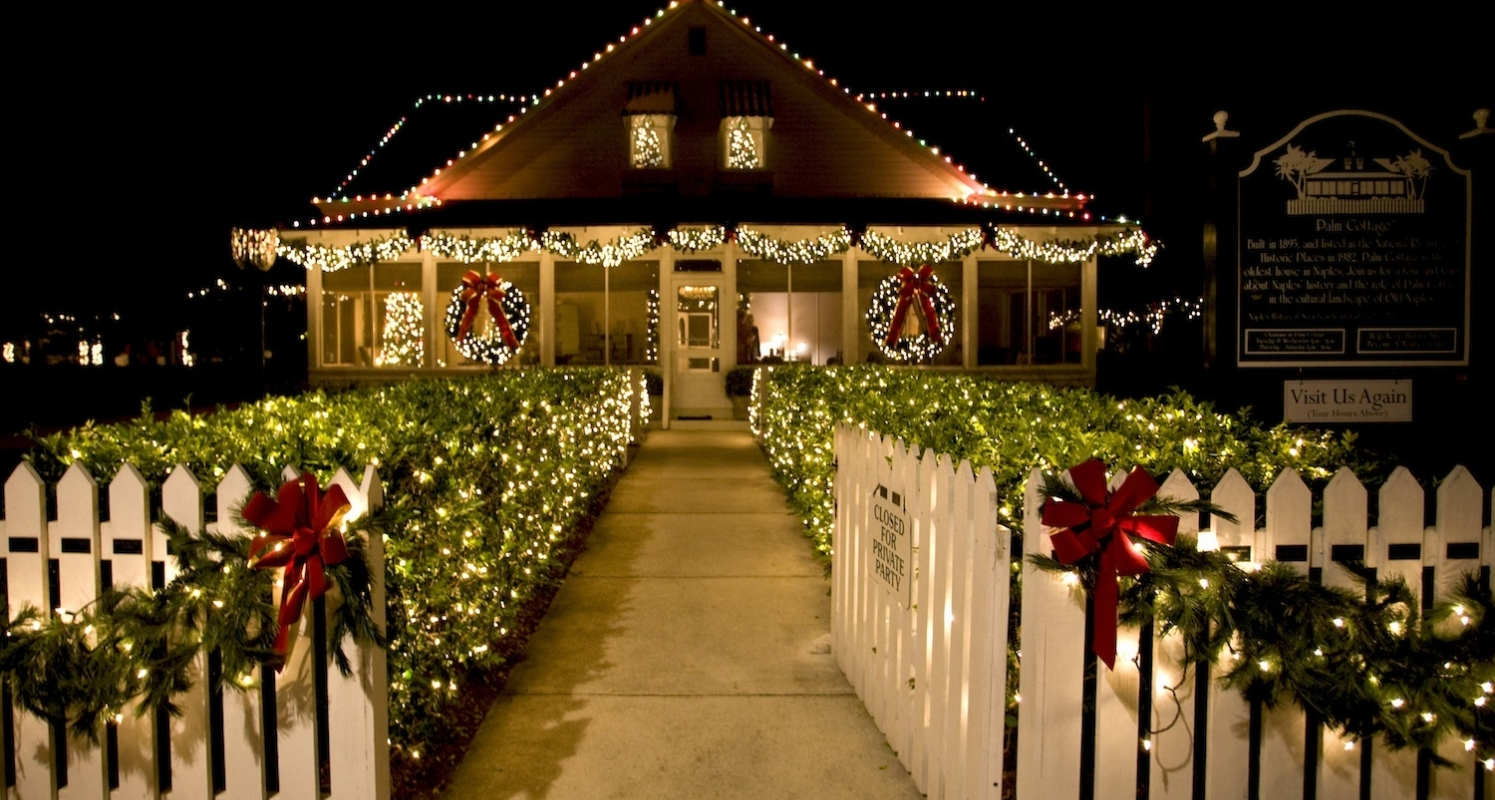 Christmas events in Naples, Florida