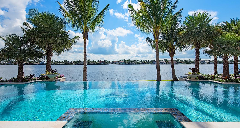 Pool at 960 17th Avenue S, Naples, FL