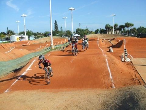 BMX Track at Golden Gate Community Park