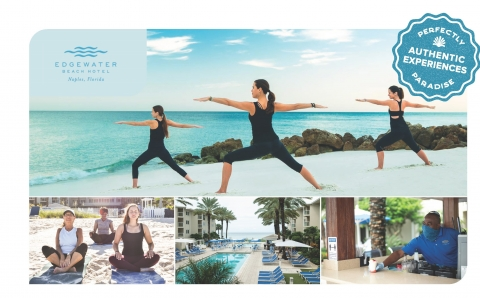 Edgewater Beach Hotel is a hub for all things wellness in Naples