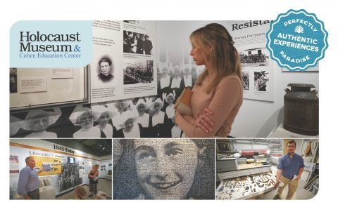 Experience Holocaust Museum and Education Center of Southhwest Florida