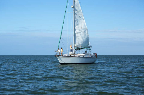 Sail the waters off Florida's Paradise Coast for a different type of boating experience.