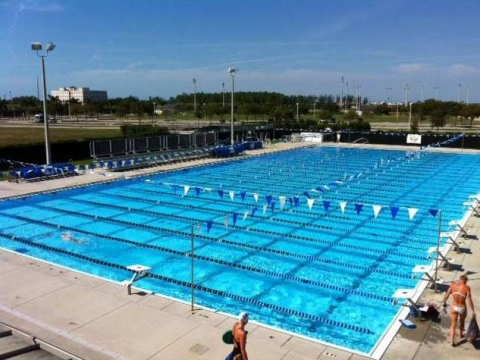 Norris Pool at Naples YMCA