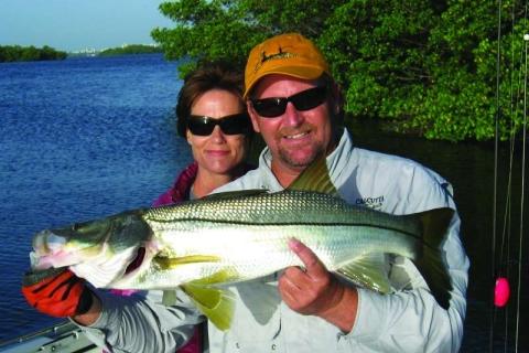 Snook Fishing in Southwest Florida