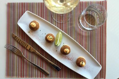 Tapas at Lamoraga - your #1 contemporary restaurant in Naples
