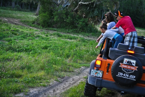 Orange Jeep Tours eco-safaris