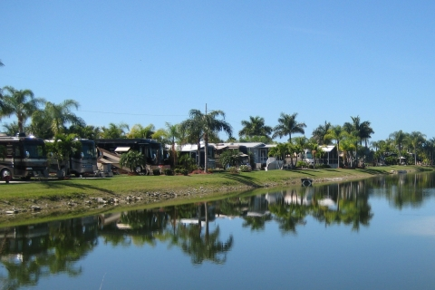 Silver Lakes offers the epitome of the RVing experience