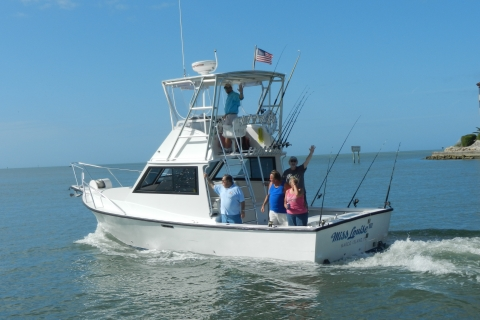 Miss Louise III - Offshore Fishing