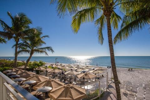 Beautiful beaches and beachfront dining