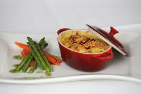 Seafood Cassolette