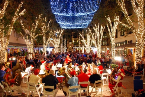 Christmas in Naples, Florida