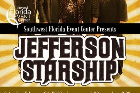 Jefferson Starship at SWFL Event Center