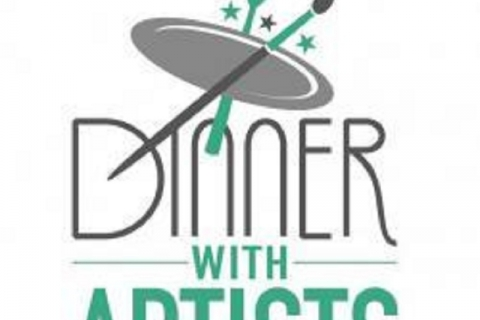 Dinner with Artists at Naples Art Association