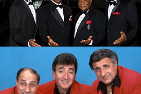 The Drifters with Special Guests Danny & The Juniors