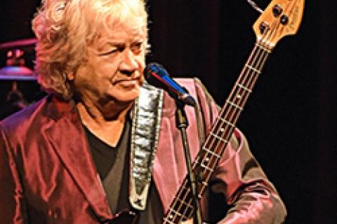 The Moody Blues' John Lodge