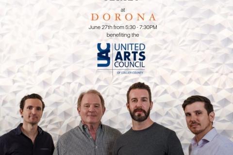 Celebrity Startender Night at Dorona