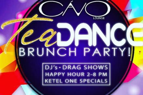 Tea Dance Brunch Party