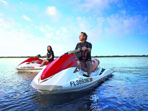 Water Adventures in Naples, Marco Island & the Everglades