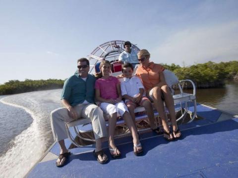 Die Everglades Erleben