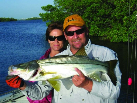 Snook Fishing in Southwest Florida
