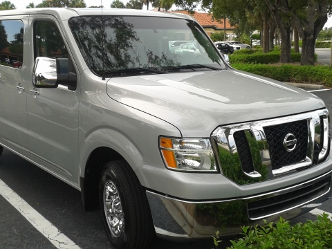 Reserve this van 239-330-0497